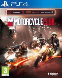 Bigben Interactive Motorcycle Club (PS4)