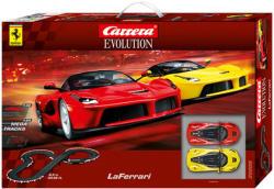 Carrera Evolution LaFerrari versenypálya