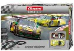 Carrera Evolution Speed Records versenypálya 6252028