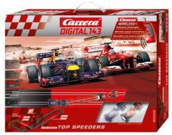 Carrera Digital 143: Top Speeders autópálya