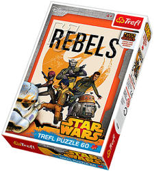 Trefl Star Wars: Rebels - Lázadók 60 db-os (17258)