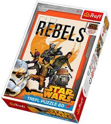 Trefl Star Wars: Rebels - Lázadók 60 db-os (17258)