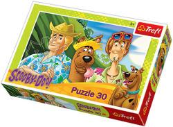 Trefl Scooby-Doo vakációzik 30 db-os (18197)