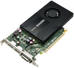 PNY Quadro K2200 4GB GDDR5 128bit PCIe (VCQK2200-PB)