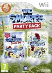 Ubisoft The Smurfs Party Pack: Smurfs Dance Party + Smurfs 2 (Wii)