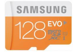 Samsung MicroSDXC 128GB EVO Class 10 UHS-I MB-MP128D/EU