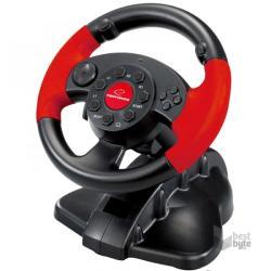 Esperanza Steering Wheel High Octane Xbox Edition (EG104)