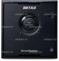 Buffalo DriveStation Quad 24TB HD-QH24TU3R5-EU