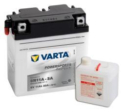 VARTA Powersports Freshpack 6V 11Ah jobb 6N11A-3A 012014008