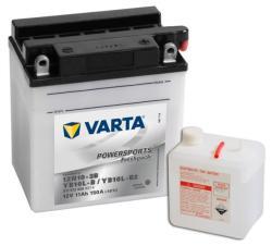 VARTA Powersports Freshpack 12V 11Ah jobb 12N10-3B/YB10L-B/YB10L-B2 511013009