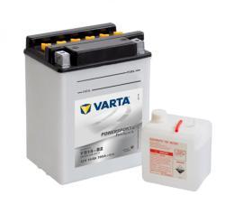 VARTA Powersports Freshpack 12V 14Ah jobb YB14-B2 514014014