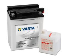VARTA Powersports Freshpack 12V 14Ah jobb YB14L-B2 514013014