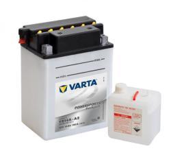 VARTA Powersports Freshpack 12V 14Ah jobb YB14A-A2 514401019