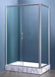 Sanimix 120x80x185 cm szögletes (22.8706)