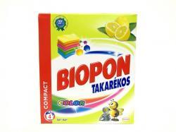 Biopon Takarékos Kompakt Color Mosópor 300g