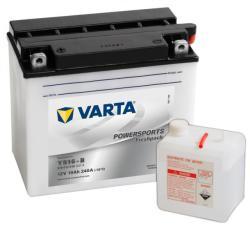 VARTA Powersports Freshpack 12V 19Ah bal YB16-B 519012019