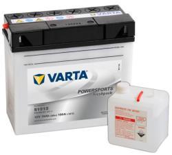 VARTA Powersports Freshpack 12V 19Ah jobb 51913 519013017
