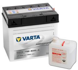 VARTA Powersports Freshpack 12V 25Ah jobb 52515/Y60-N24L-A 525015022