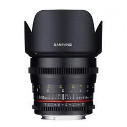 Samyang 50mm T1.5 AS UMC VDSLR (Sony)