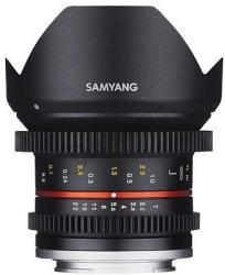 Samyang 12mm T2.2 VDSLR (Canon EOS M)