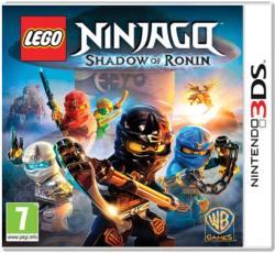 Warner Bros. Interactive LEGO Ninjago Shadow of Ronin (3DS)