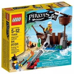 LEGO Pirates - Hajóroncs erőd (70409)