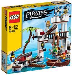 LEGO Pirates - Katonai erőd (70412)