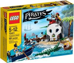 LEGO Pirates - Kincses sziget (70411)
