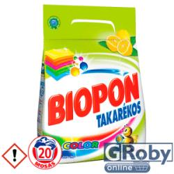 Biopon Compact Mosópor Color 1.5kg