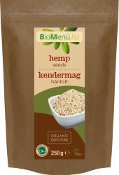 BioMenü Bio kendermag hántolt (250g)