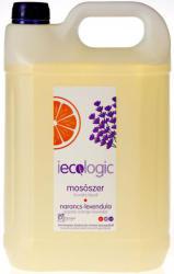 iecologic Narancs-Levendula Mosószer 5 L