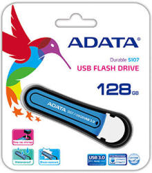 ADATA Waterproof and Shock-Resistant S107 128GB USB 3.0 AS107-128G-R
