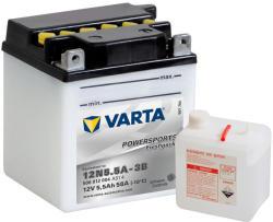 VARTA Powersports Freshpack 12V 5.5Ah jobb 12N5.5A-3B (506012004)