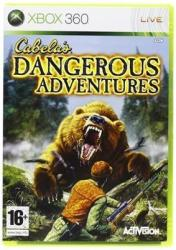 Activision Cabela's Dangerous Adventures (Xbox 360)