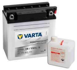 VARTA Powersports Freshpack 12V 9Ah bal 12N9-3B/YB9L-B 509015008
