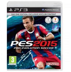 Konami PES 2015 Pro Evolution Soccer [Day One Edition] (PS3)