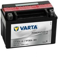 VARTA Powersports AGM 12V 8Ah bal YTX9-4/YTX9-BS 508012008