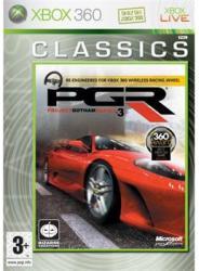 Microsoft PGR Project Gotham Racing 3 [Classics] (Xbox 360)