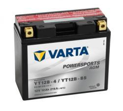 VARTA Powersports AGM 12V 12Ah bal YT12B-4/YT12B-BS 512901019