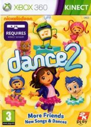 2K Games Nickelodeon Dance 2 (Xbox 360)