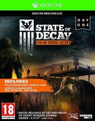 Microsoft State of Decay Year-One Survival Edition (Xbox One)