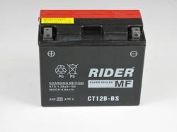 Rider AGM 12V 12Ah YT12B-BS