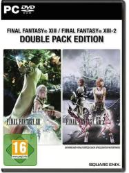 Square Enix Final Fantasy XIII + Final Fantasy XIII-2 Double Pack Edition (PC)