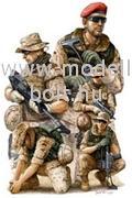 Trumpeter Modern German ISAF Soldiers 1/35 TRUM00421