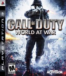 Activision Call of Duty World at War (PS3)