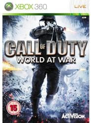 Activision Call of Duty World at War (Xbox 360)