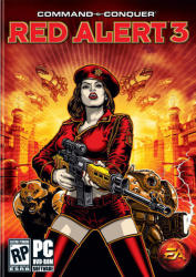 Electronic Arts Command & Conquer Red Alert 3 (PC)