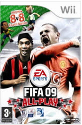Electronic Arts FIFA 09 All-Play (Wii)