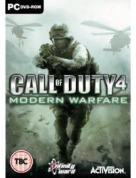 Activision Call of Duty 4 Modern Warfare (PC)