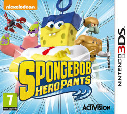 Activision SpongeBob HeroPants (3DS)